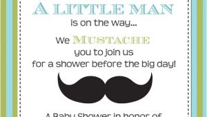 Little Man Baby Shower Invitation Templates Little Man Baby Shower Invitation Printable by Partypopinvites