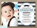 Little Man Birthday Invitation Template Little Man Invitation Mustache Invitation First Birthday