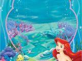 Little Mermaid Birthday Invitation Template Best 25 Little Mermaid Invitations Ideas On Pinterest
