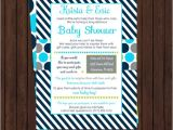 Long Distance Baby Shower Invitation Wording Long Distance Baby Shower From Afar by Papercleverparty On