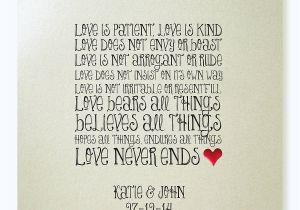 Love is Patient Love is Kind Wedding Invitations 39 Love is Patient 39 Wedding Invitations by Apple Of My Eye