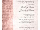 Love is Patient Love is Kind Wedding Invitations Pink Love is Patient Vintage Wedding Invitation 5 25