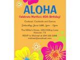 Luau Party Invitations Walmart Hawaiian Luau Birthday Party Invitation Zazzle