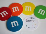M and M Birthday Invitations 5m Creations M&m Invitations