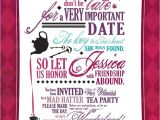 Mad Hatter Bridal Shower Invitation Wording 154 Best Images About Mad Hatter Tea Party Birthday On