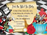Mad Hatter Tea Party Invitation Wording Mad Hatter Tea Party Quotes Quotesgram