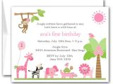 Make An Informal Invitation Card for A Birthday Party How to Write Birthday Invitations