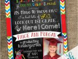 Make My Own Graduation Invitations for Free Graduate Invites Amazing Pre K Graduation Invitations
