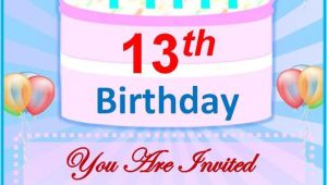 Make Your Own Birthday Invitation Template Make Your Own Birthday Invitations Free My Birthday