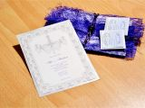Making Wedding Invitations at Home 3 Ways to Make Cheap Homemade Wedding Invitations Wikihow