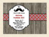 Male Birthday Invitation 9 Best Of Men 40th Birthday Invitations Printable