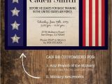 Marine Going Away Party Invitations Military Going Away Party Invitation by