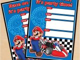 Mario Birthday Invitations Free 183 Best Images About Mario Bros Birthday Party On