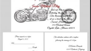 Marriage Harley Davidson Wedding Invitations Wedding Invitation Templates Harley Davidson Wedding