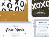 Martha Stewart Bridal Shower Invitation Wording Bridal Shower Invitations We Love Martha Stewart Weddings
