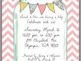 Mason Jar Baby Shower Invitation Template Mason Jar Baby Shower Invitation