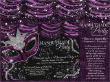 Masquerade Ball Party Invitations Wording Masquerade Party Invitations