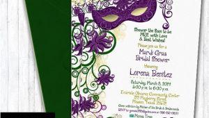 Masquerade Bridal Shower Invitations Masquerade Party Invitation Bridal Shower Masquerade