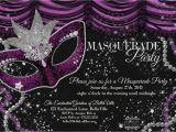 Masquerade Party Invitation Template Free Bella Luella Masquerade Parties for Spring and Summer