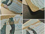 Mermaid Bridal Shower Invitations Mermaid Bridal Shower Invitation Mermaid Invitation
