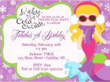 Mermaid Pool Party Invitation Wording Mermaid Pool Party Invitation Mermaid Pool Party