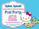 Mermaid Pool Party Invitation Wording Mermaid Pool Party Invitations