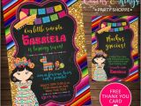 Mexican Party Invitation Template Mexican Party Mexican Invitation Fiesta Invitation Mexico