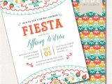 Mexican themed Bridal Shower Invitations Fiesta Bridal Shower Invitation Mexican Shower Invite