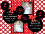 Mickey and Minnie Mouse Birthday Invitations for Twins 461 Best Images About Party Ideas Mickey & Minnie Mouse