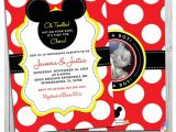 Mickey Mouse Baby Shower Invitations for A Boy Mickey Mouse Baby Shower Invitations Unique Mickey Mouse