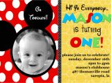 Mickey Mouse Customized Birthday Invitations Mickey Mouse Invitations Personalized Mickey Mouse
