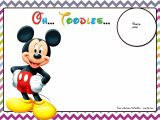 Mickey Mouse Party Invitation Template 25 Incredible Mickey Mouse Birthday Invitations