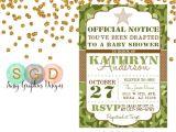 Military Baby Shower Invitations Camo Boy Baby Shower Invite Military Baby by