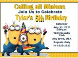 Minion Birthday Party Invitations Templates 17 Best Images About Minion Party Ideas On Pinterest