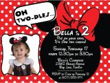 Minnie Mouse 2nd Birthday Invitations Template 8 Minnie Mouse Birthday Invitations Free Editable Psd