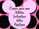 Minnie Mouse 2nd Birthday Invitations Template Free Printable Minnie Mouse Invitation Template Ni