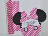 Minnie Mouse Baby Shower Invitation Baby Minnie Mouse Baby Shower Invitations
