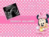 Minnie Mouse Baby Shower Invitations Walmart 17 Best Images About Minnie Mouse Baby Shower Invitations