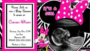 Minnie Mouse Baby Shower Invitations Walmart Baby Shower Invitations Minnie Mouse Baby Shower