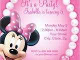 Minnie Mouse Birthday Invitation Template Free Download 21 Minnie Mouse Invitation Templates Ai Psd Word