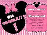 Minnie Mouse Birthday Invitation Templates Free 8 Minnie Mouse Birthday Invitations Free Editable Psd