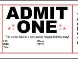 Movie Party Invitations Free Printable Birthday Party Invitation Free Printable