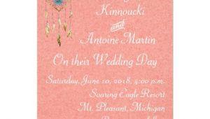 Native American Wedding Invitations Native American Wedding Invitation Zazzle