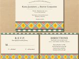 Native American Wedding Invitations River Bridge Native American Influenced Wedding Invitations