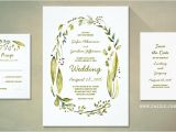 Nature themed Birthday Party Invitations Read More Nature Inspired Watercolor Wedding Invitations