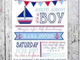 Nautical Baby Shower Invitations Cheap Baby Shower Invitations Cheap Nautical theme Baby Shower