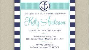 Nautical Baby Shower Invitations Cheap Nautical Baby Shower Invitations Cheap – Invitations Card