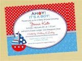 Nautical Baby Shower Invitations Cheap Nautical Baby Shower Invitations Cheap