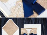 Navy Blue and Rose Gold Wedding Invitations 7 Classic Navy Blue Wedding Colors with Matching Wedding