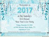 New Year Party Invitation 2017 New Year Party Invitation Card 2018 Merry Christmas
